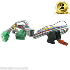 VOLVO XC90 (2003>) Parrot SOT T-Harness Adaptor ISO Wiring Lead CT10VL05