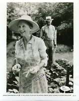 Jessica Tandy Driving Miss Daisy Signed Jsa 8x10 Photo Authenticated Autograph