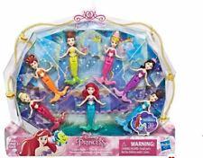 Disney Princess Ariel's Sisters The Little Mermaid Ariel 30 Years Doll Set 2018