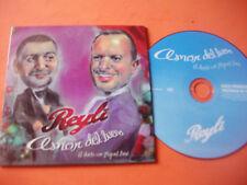 REYLI ( EX ELEFANTE  , MIGUEL BOSE, CD PROMO MEXICO, AMOR DEL BUENO , SONY MUSIC