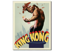 Tin Sign - King Kong Original Poster