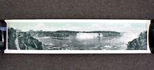 NIAGARA FALLS COPYRIGHT 1911 PANORAMIC PHOTOHRAPH