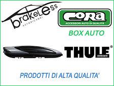 BOX DA TETTO TOURING 780 NERO LUCIDO THULE 600634801
