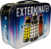 Ikon Collectables Doctor Who - Dalek 3-Up Exterminate Lunchbox Free Shipping!