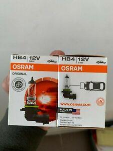 OSRAM 9006 HB4 Original Light Bulb (2 packs)