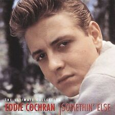 EDDIE COCHRAN - SOMETHIN' ELSE: THE ULTIMATE COLLECTION NEW CD