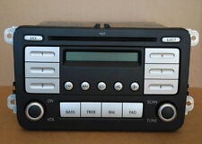 VOLKSWAGEN VW PREMIUM 7 CD MP3 PLAYER RADIO STEREO JETTA PASSAT 2008 1K0035161D