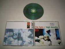 BIG LIGHT/HIGH DENSITY(SPV/84-93732)CD ALBUM
