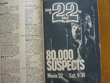 1971 TV Guide(CLAIRE BLOOM/SKYE AUBREY/ANIMAL WORLD/CHAD EVERETT/MEDICAL CENTER)