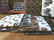 FLEECE PET BEDS 3.0ft x 2.5ft APPROX SPECIAL OFFER BUY 20 Get 2 Free 🐶🐶🐾z🐾
