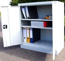 Aktenschrank Büroschrank Werkstatt Metall Schrank abschlie�Ÿbar Büro Werkzeug NEU