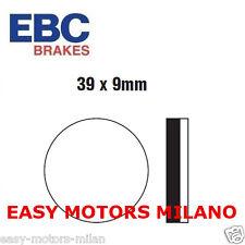FA100 EBC COPPIA PASTIGLIE FRENO ANTERIORE Lambretta freno a disco 125 cc