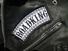 "Bullet Banner Patch ""ROAD KING"""