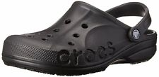 Crocs Womens crocs Closed Toe Mules, Black, Size 7  M (D) US Men / 9 M (B) US W