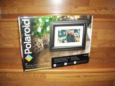 "Polaroid 7"" Digital Picture Frame PDF-750w - Open Box"
