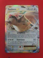Pokemon Karte Tauboss Ex Boosterfrisch
