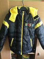 *Desigual* Spring/Fall/Winter Parka Kids Boys  Jacket Coat W/hood Size