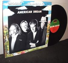 Crosby, Stills, Nash & Young ‎– American Dream - Condition (LP/Sleeve): NM/NM/NM