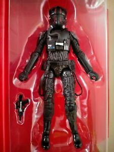 """Star Wars 6"""" Tie Fighter First Order Pilot Black Series from Special Edition"""