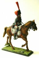 Painted Tin Toy Soldier Private 3rd Hussar Regiment #2 54mm 1/32