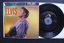 EP Elvis Presley - Elvis Vol. 1 - US RCA EPA 992