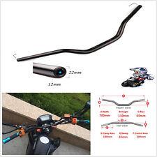 "1 1/8"" 28mm Motorcycle Dirt Pit Bike Handlebar Handle Fat Bars Aviation Aluminum"
