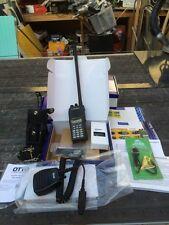 MOTOROLA  ex UK Military Personal radio section & squad use VHF 28.75>40+MHz