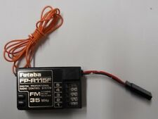 FUTABA FP-R115F 5 CHANNEL RECEIVER 35MHZ GOOD CONDITION