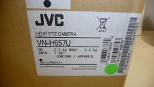 Jvc Vn-H657U 1080p 18x Optical 360° Hd Ip Ptz Indoor Security Camera New Other