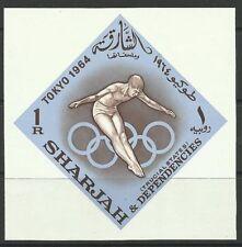 Timbres du Moyen-Orient, sur les jeux olympiques