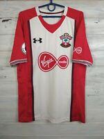 Southampton Jersey 2017 2018 Home L Shirt Under Armour Football Soccer Trikot
