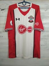 Southampton Jersey 2017 2018 Home L Shirt Under Armour Football Soccer Trikot