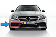 NEW GENUINE MERCEDES BENZ MB C63 W205 AMG FRONT BUMPER LOWER GRILL RIGHT O/S