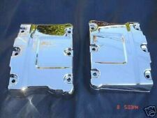 Genuine Harley Chrome Rocker Boxes Box 4 Twin Cam 99-16 Softails Dyna Touring