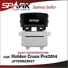 "SP 7"" CARPLAYER / ANDROID AUTO GPS DVD SAT NAV IPOD BT FOR HOLDEN CRUZE PRE 2014"