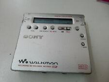 Sony MD Walkman MZ-R900 - silber + 3 Minidiscs