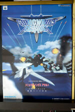 Sonic Wings Assault Poster n64 SNK Neo Geo 73cmx51, 5 cm Illustration 4410 Arcade