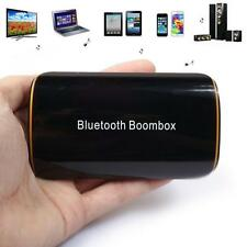 Bluetooth Audio Receiver A2DP Wireless Adapter For Home Music Sound System Black