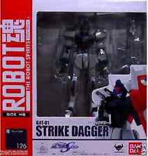 New Bandai Robot Sprits SIDE MS Gundam Seed Strike Dagger Pre-Painted