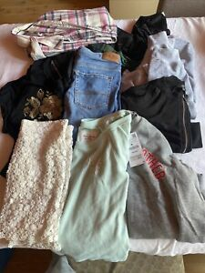 womens clothing bundle size 8-10, Asos, Jack Wills, Abercrombie & Fitch & More