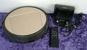 EcoVacs The Floor Cleaning Robot Model D83 & Charging Dock No.CH1442B + Remote