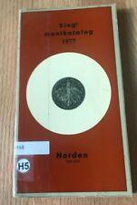 Siegs Montkatalog 1977 - Norden - Printed 1976