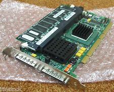 Tarjeta controladora RAID SCSI Fujitsu S263612-F3006-E128 Para Primergy RX300/TX150