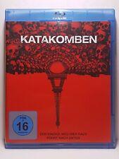 Katakomben | Blu-ray | Zustand sehr gut