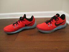 Used Worn Size 10.5 Nike Zoom Kobe Venomenon 5 Shoes Black Crimson Blue