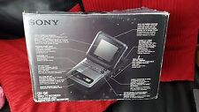 Vintage Sony GV-9E Walkman video grabadora de video 8 Tv En Caja