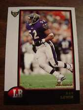 1998 Bowman Baltimore RAVENS Team Set (6c)