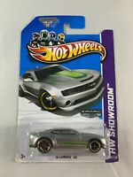 Hot Wheels - '10 Chevrolet Camaro SS ZAMAC - Diecast 1:64 - BOXED SHIPPING