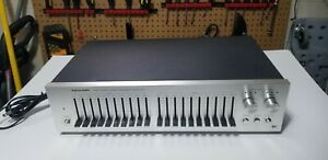 Realistic 31-2000 Stereo Frequency Equalizer