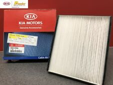 2006-2010 NEW OEM KIA SEDONA CABIN AIR FILTER   P8790 4D000A